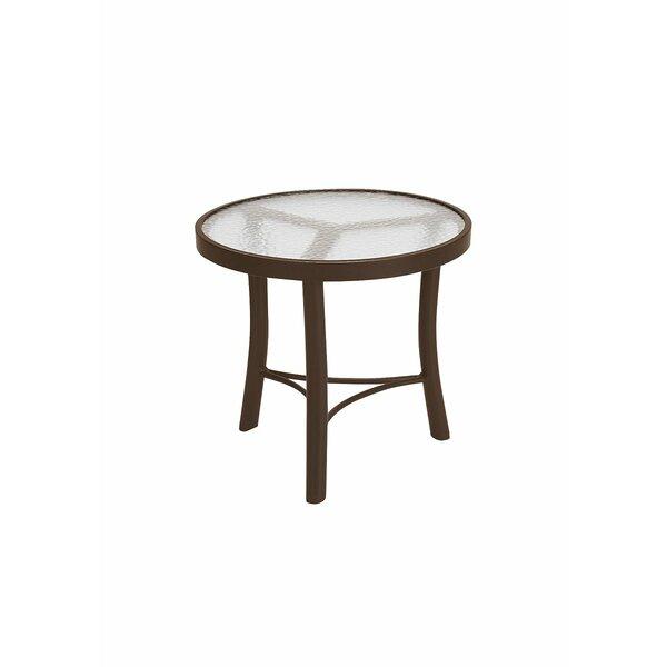 Boulevard Plastic/Resin Bar Table by Tropitone