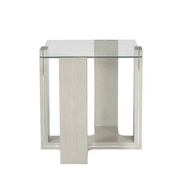 Vesper End Table by Bernhardt