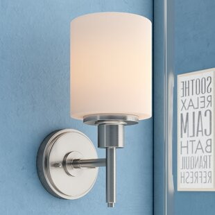 Find for Buckleys 1-Light Wall Light By Zipcode Design