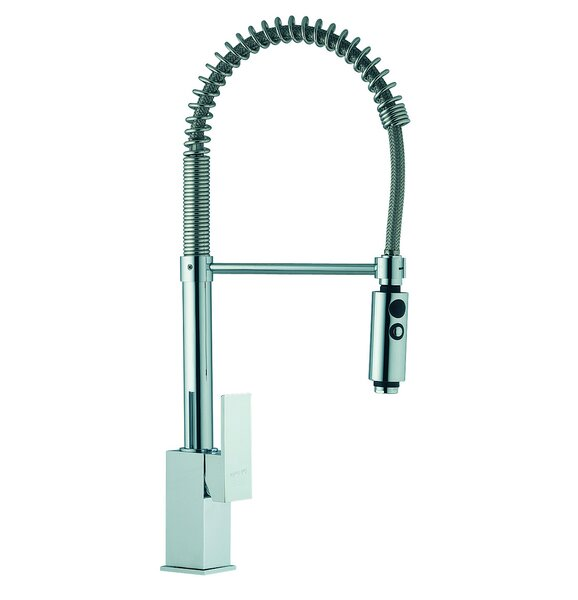 Single Handle Kitchen Faucet by Fima by Nameeks