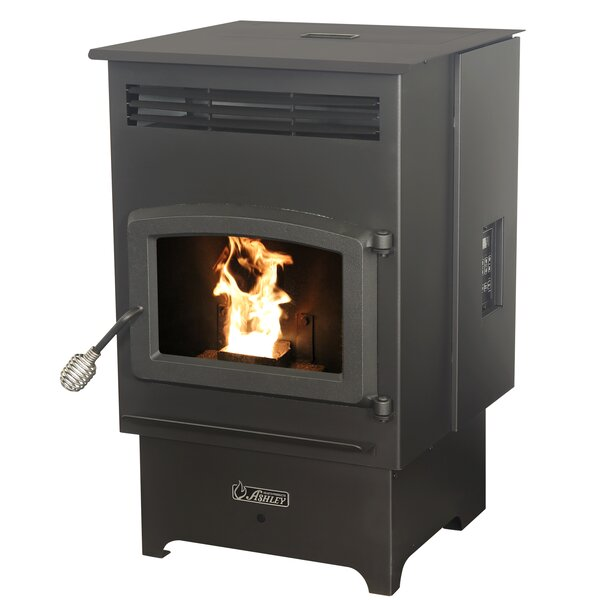 Direct Vent Wood Pellets Stove By Ashley Hearth