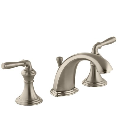 Faucet Drain Brushed Bronze photo