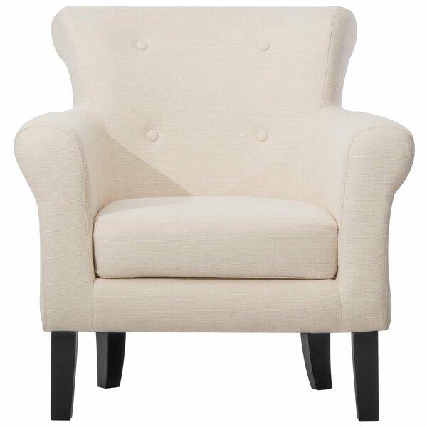 Romanowski Armchair by Charlton Home