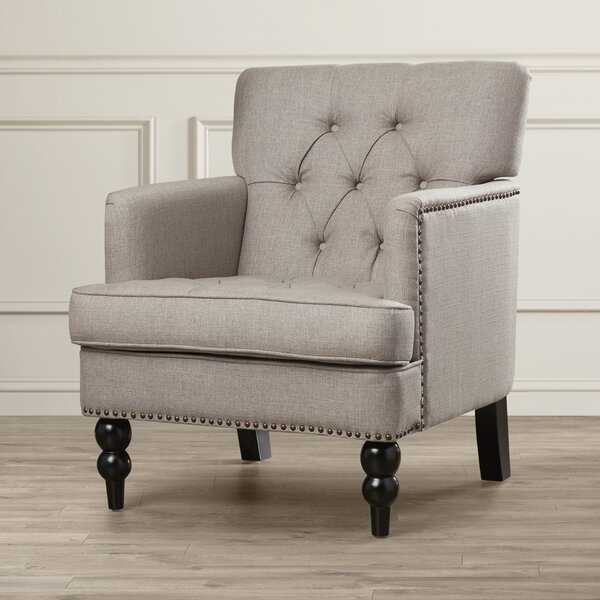 Wappinger Armchair by Alcott Hill