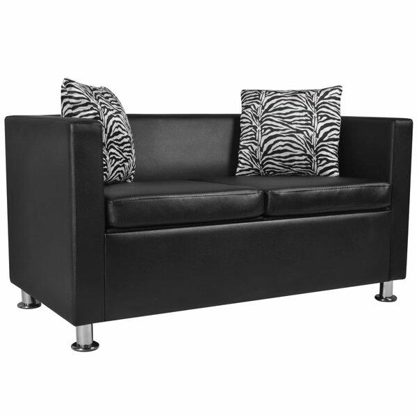 Jaidon 47.2'' Tuxedo Arm Sofa by Wrought Studio Wrought Studio