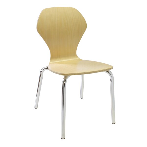 Apex Series 17.75 Bentwood Classroom Chair (Set of 2) by Marco Group Inc.
