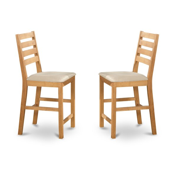 Café Upholstered Dining Chair (Set of 2) by Wooden Importers