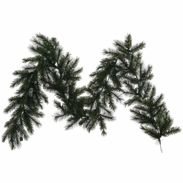 Oregon Fir Artificial Christmas Garland by The Holiday Aisle