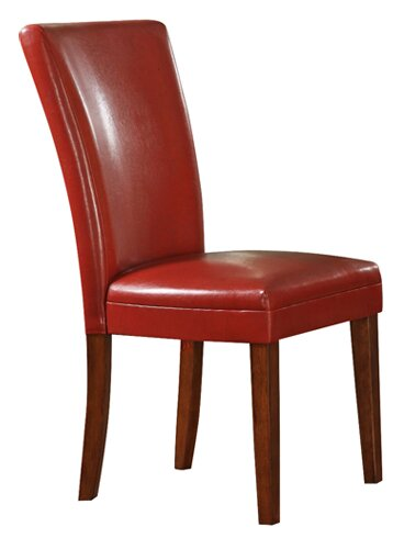 Hindsboro Upholstered Dining Chair (Set of 2) by Three Posts