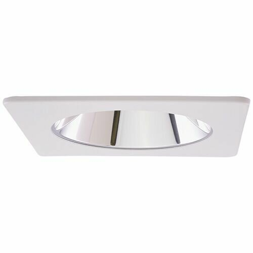 Square Specular Reflector 4 LED Recessed Trim by Elco Lighting