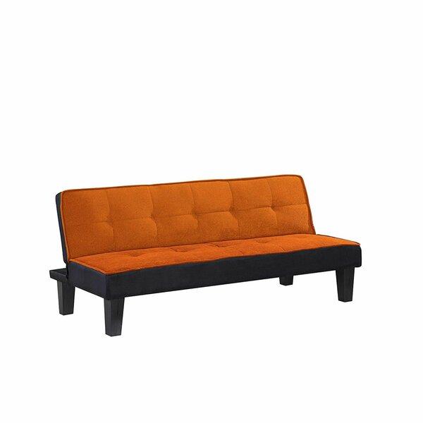 Lacroix Convertible Sofa by Ebern Designs Ebern Designs