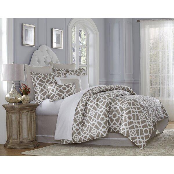 Harper Reversible Comforter Set
