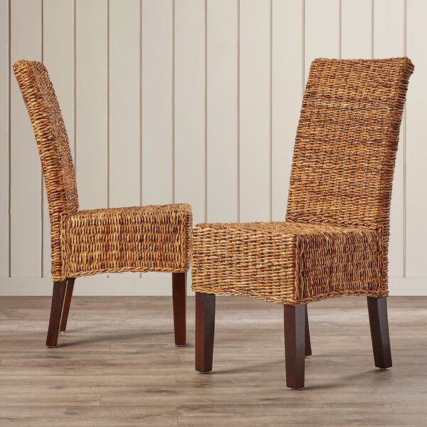 Treasure Island Dining Chair (Set of 2) by Beachcrest Home