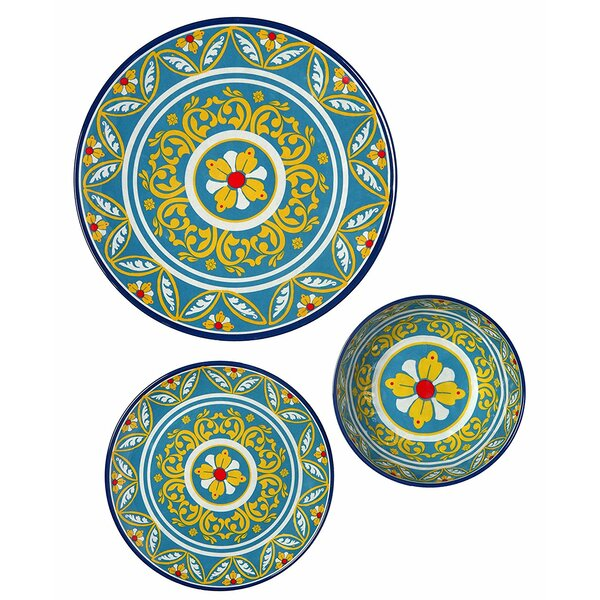 Sau 36 Piece Dinnerware Set, Service for 12 (Set of 12) by Bloomsbury Market