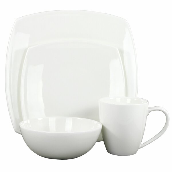 Moda 16 Piece Dinnerware Set, Service for 4 by Oneida