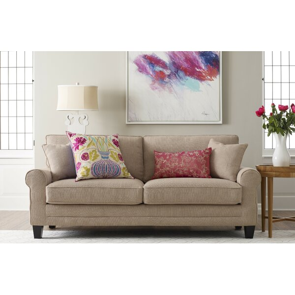 Find Out The Latest Rigney Standard Loveseat by Winston Porter by Winston Porter