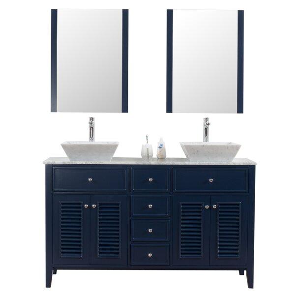 Adan 60 Double Bathroom Vanity