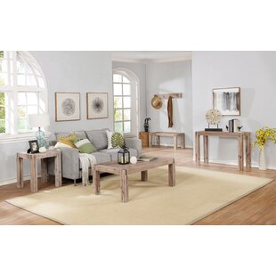 Henry 3 Piece Coffee Table Set Gracie Oaks 2018 Online