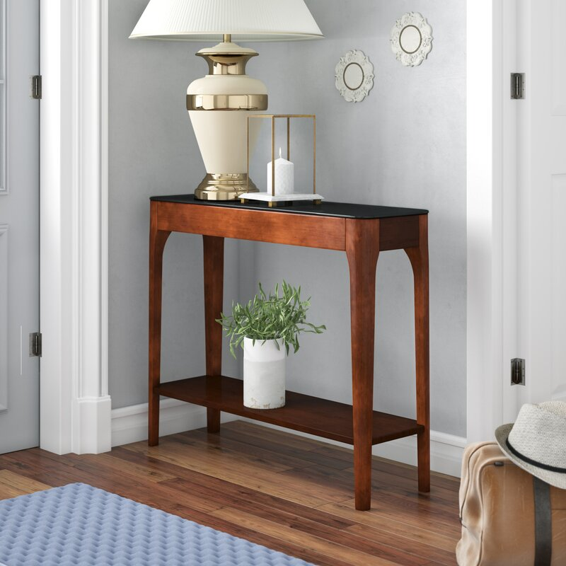 Red Barrel Studio Elliott Bay Console Table Reviews Wayfair