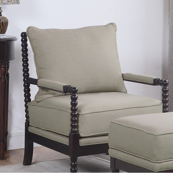 JeNae Armchair by Gracie Oaks Gracie Oaks