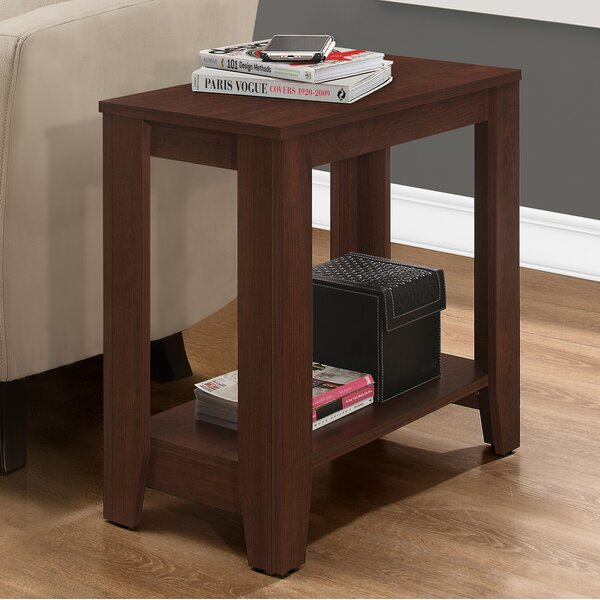 Bungay End Table By Winston Porter