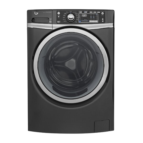 4.9 cu. ft. Energy Star® Front Load Washer with Steam by GE Appliances