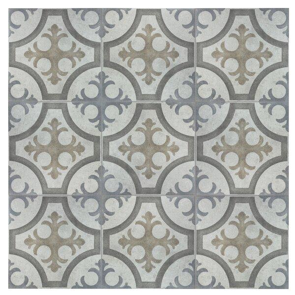 Ardisana Perla 13.13 x 13.13 Ceramic Field Tile in Marbella by EliteTile
