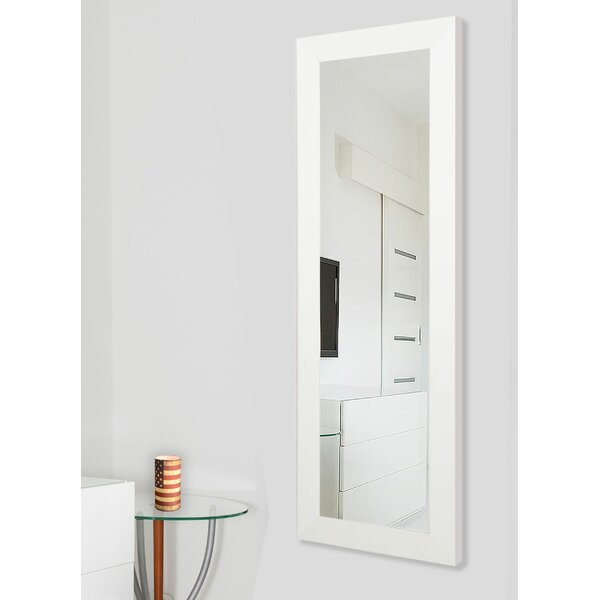 Satin Full Length Body Mirror by Brayden Studio