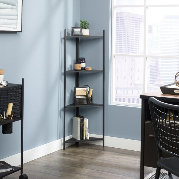 Webster Corner Unit Bookcase by Symple Stuff