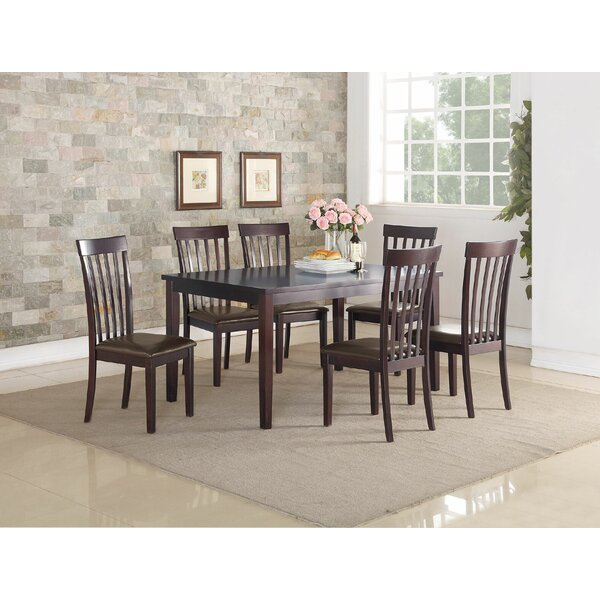 Kehl 7 Piece Dining Set by Charlton Home