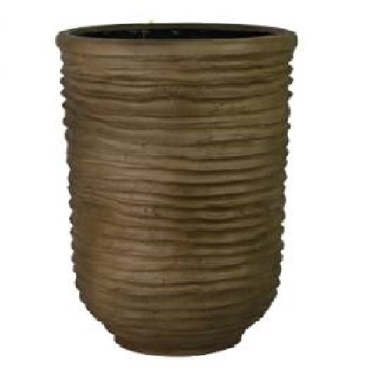 Hayton Fiberglass Pot Planter by Fleur De Lis Living