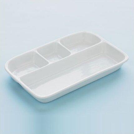 TV Divided Serving Dish (Set of 2) by BIA Cordon Bleu