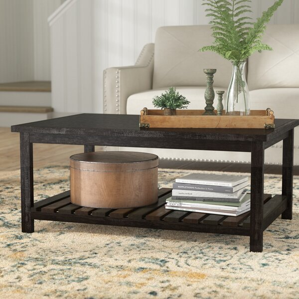 Quast Coffee Table by August Grove