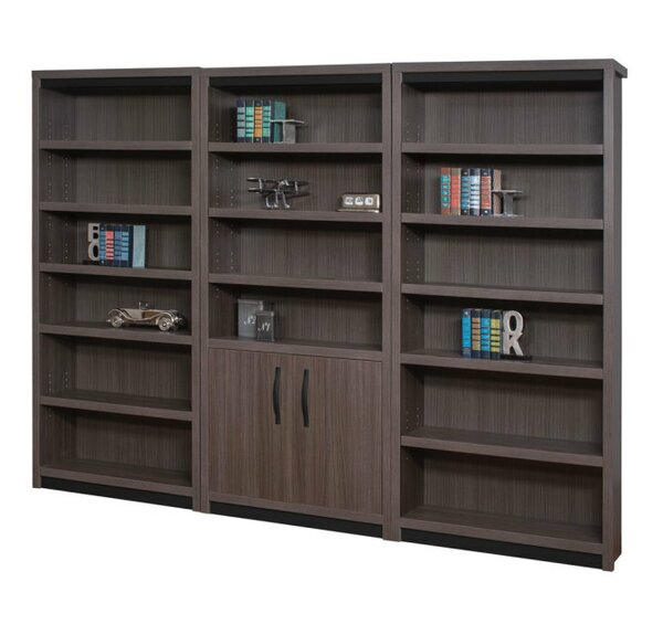 Desmond Oversized Set Bookcase by Ivy Bronx