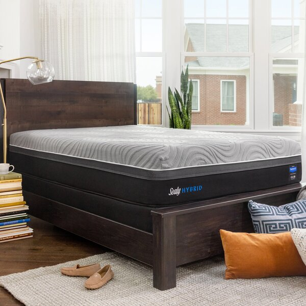 Hybrid™ Performance Kelburn II 13 Firm Mattress and 9 Box Spring by Sealy