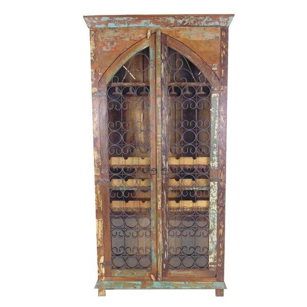 Mcdonnell 21 Bottle Floor Wine Cabinet by Bloomsbury Market Bloomsbury Market