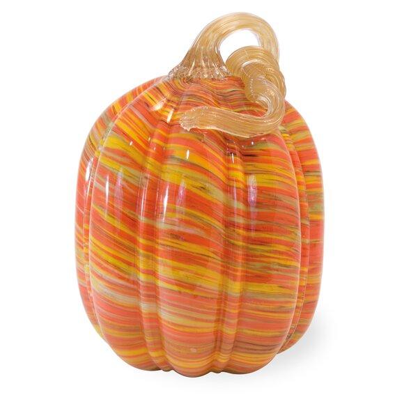 Tall Swirls Pumpkin by The Holiday Aisle