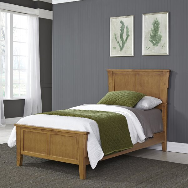 Yves Standard Bed by Andover Mills