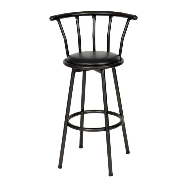 Spendy 29 Swivel Barstool by Roundhill Furniture