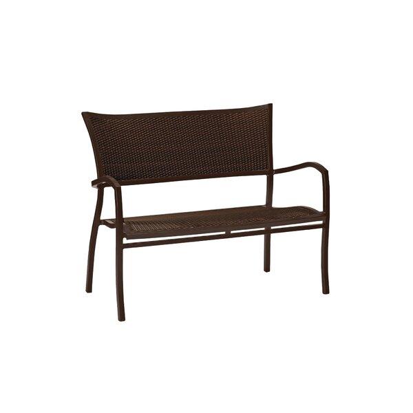 Aire Aluminum Garden Bench by Summer Classics