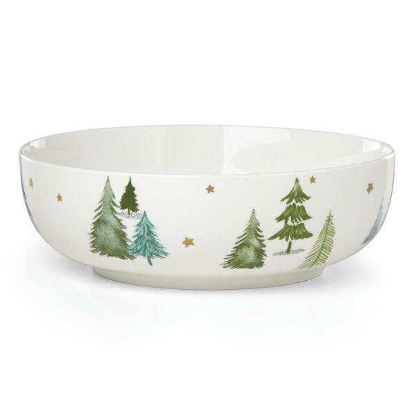 Balsam Lane 2.5 qt. Serving Bowl by Lenox