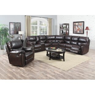 Tombstone Reclining Sectional