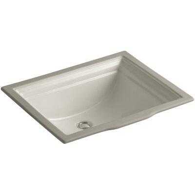 Undermount Sink Overflow Sink Sandbar