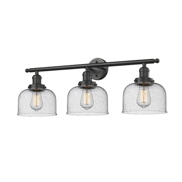Adelhard Bell 3-Light Vanity Light by 17 Stories
