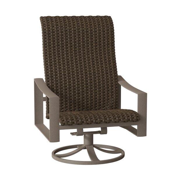 Kenzo Swivel Patio Dining Chair by Tropitone Tropitone