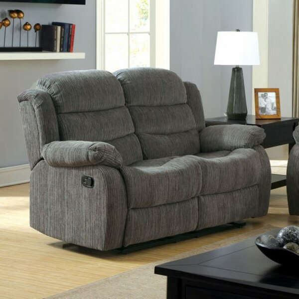 Gephart Transitional Reclining Loveseat by Red Barrel Studio