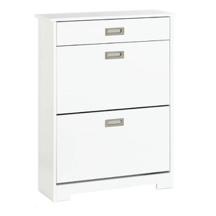 Affordable Price 12 Pair Shoe Storage Cabinet By Orren Ellis