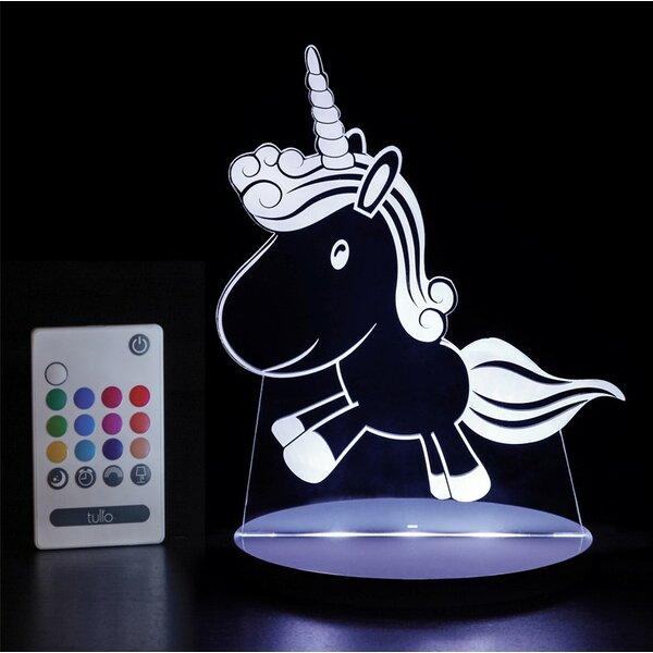 Unicorn Night Light by Tulio Dream Lights
