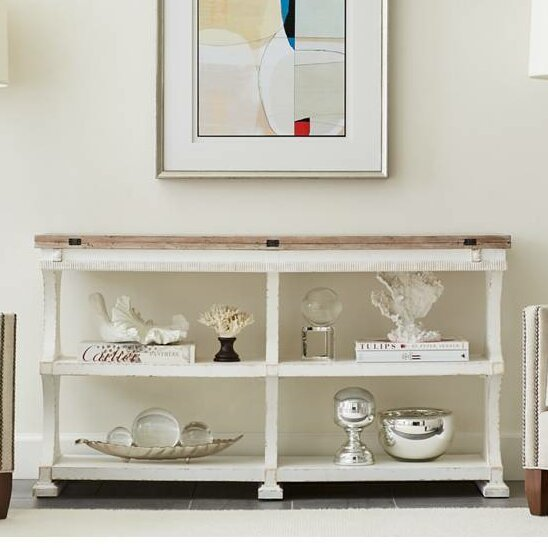 Juniper Dell Flip-Top Console Table By Stanley Furniture