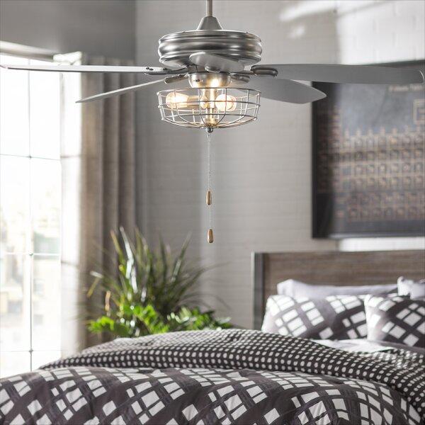 52 Kyla 5-Blade Ceiling Fan by Trent Austin Design